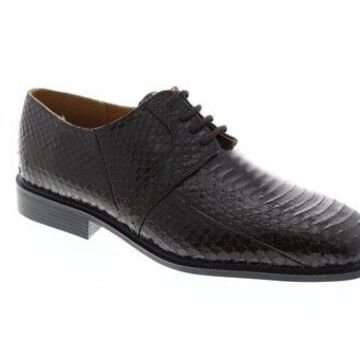 Giorgio Brutini Slaton Brown Mens Dress Oxfords