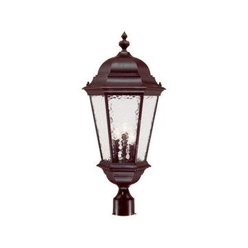 Acclaim Lighting 5527 Telfair 3 Light Post Light