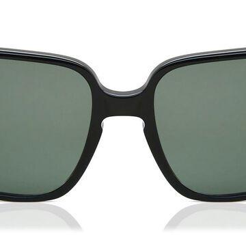 Celine CL40047I 01N Womenas Sunglasses Black Size 57