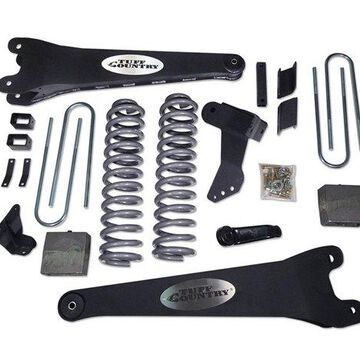 Tuff Country T1C-24987 Complete Lift Suspension Kit without Shock for 2011-2014 Hyundai Elantra, Black