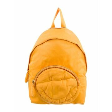 Smiley Backpack Orange
