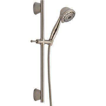 Delta Stainless 1-Spray Handheld Shower