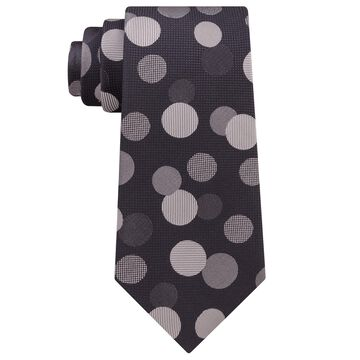 Men's Exploded Dot Silk Tie