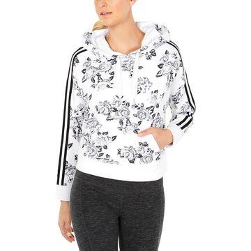 Calvin Klein Performance Womens Hoodie Sweatshirt Fitness