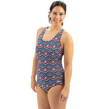 Women's Dolfin Aquashape Conservative One-Piece Swimsuit