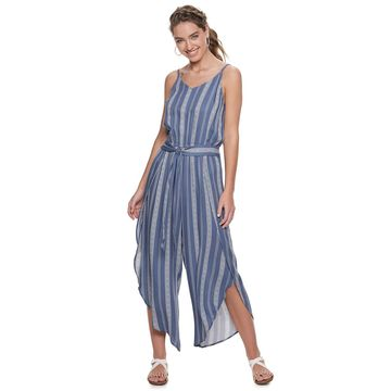 Juniors' American Rag Wrap Jumpsuit