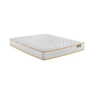 """Simmons Sleep Goalzzz 9.5"""" Medium Firm Mattress Set- California King"""