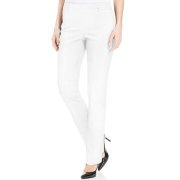 Petite Studded Pull-On Pants, Regular & Short, Created for Macy's