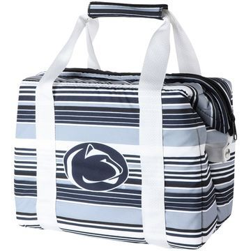 Penn State Nittany Lions Twelve-Pack Striped Cooler