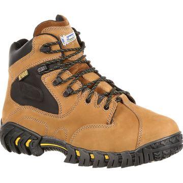 #XPX763, Michelin Steel Toe Internal Met Guard Work Boot