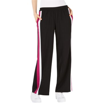 bar III Womens Striped Casual Sweatpants