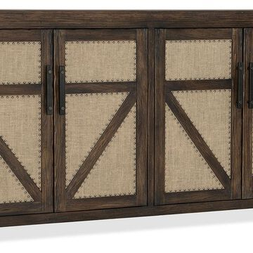 Hooker Furniture Roslyn County Dark Walnut Buffet