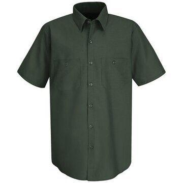 Red Kap - New MMf - Cotton Short Sleeve Uniform Shirt