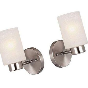 ''Westinghouse 6227800 Sylvestre One-Light Interior Wall Fixture,... Free Shipping''