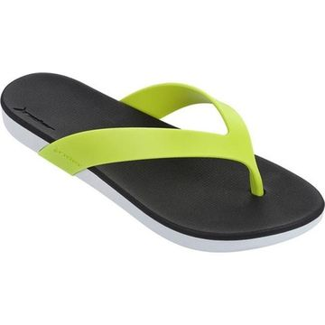 Rider Women's RX Thong Sandal White/Black/Green