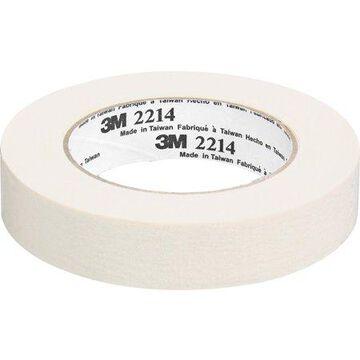 3M, MMM221448X55, 2214 Paper Masking Tape, 24 / Carton, Tan