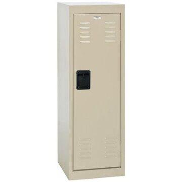 Sandusky 1-Tier Welded Steel Storage Locker, 48
