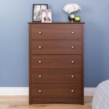 Prepac 5-Drawer Dresser