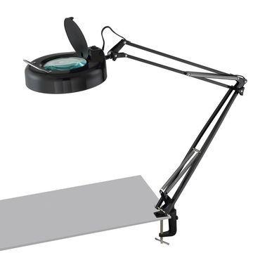 Lite Source Magnifer Desk Lamp