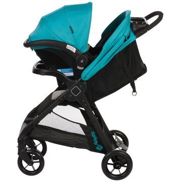Safety 1st& Smooth Ride Travel System in Lake Blue