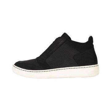 Earth Womens Zane Leather Hight Top Zipper Walking Shoes