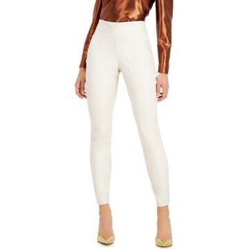 Inc International Concepts Faux-Leather Leggings, Created for Macy's