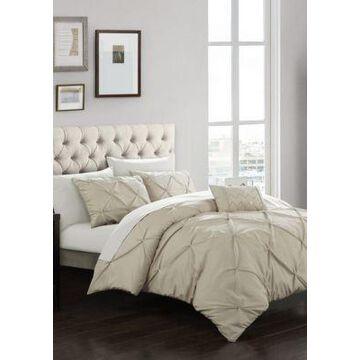 Chic Home Daya 8-Piece Comforter Set - -