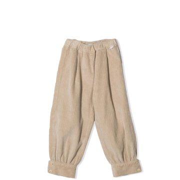 Il Gufo Pants With Elasticated Waist