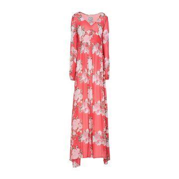 PINK MEMORIES Long dresses