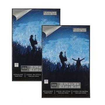 2-Pack Styleline Poster Frame By Studio Decor