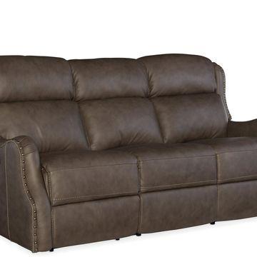 Hooker Furniture Living Room Sawyer Power Sofa