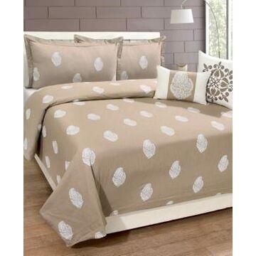 Home Dynamix Sohome Studio 3-Piece 100% Cotton King Duvet Set Bedding