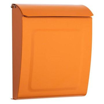 Architectural Mailboxes Aspen Mailbox, Orange