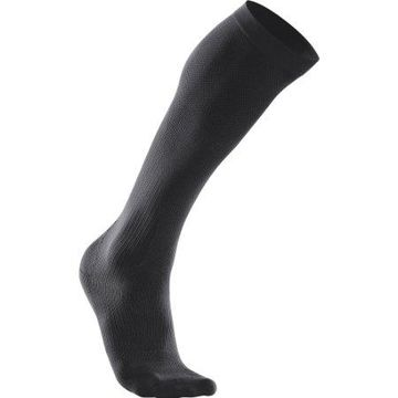 Men's 2xu CP Perf Run Sock - Color: Black - Size: S