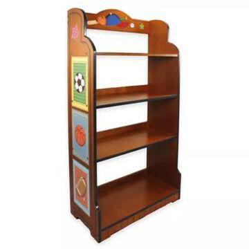 Teamson Fantasy Fields Lil Sports Fan Kids Bookcase