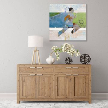 ArtWall Runner Wood Pallet Art