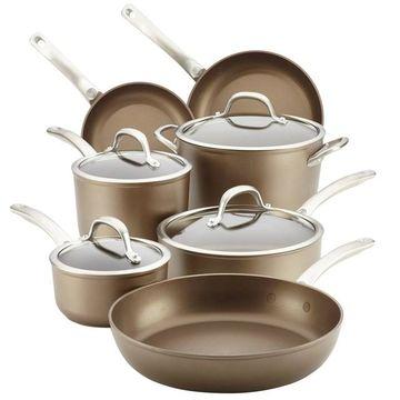 Circulon Ultimum Forged Aluminum 11-pc. Nonstick Cookware Set