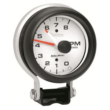 AutoMeter 5780 Phantom Electric Tachometer