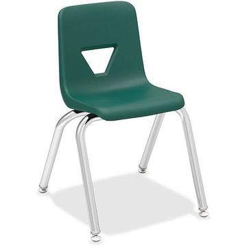 Lorell Stacking Student Chair