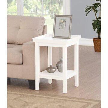 Convenience Concepts Ledgewood End Table