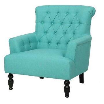 Bernstein Fabric Club Chair - Christopher Knight Home