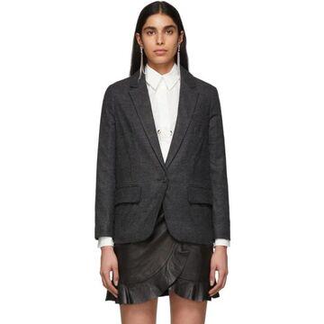 Isabel Marant Etoile Grey Kice Blazer