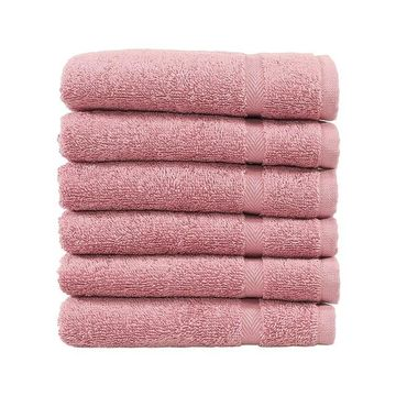 Linum Home Textiles Denzi 6-pack Washcloths