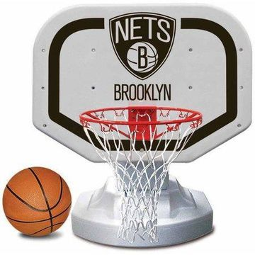 Poolmaster Brooklyn Nets NBA USA Competition-Style Poolside Basketball Game
