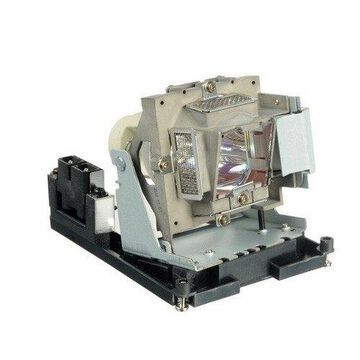 Vivitek D7180 Projector Housing with Genuine Original OEM Bulb