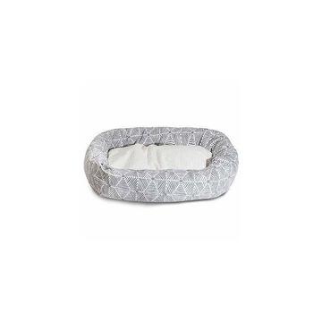 Majestic Pet Charlie Sherpa Bagel Pet Bed