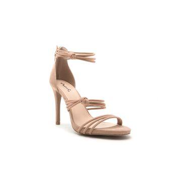 Qupid Womens Qupid Jealous-10 Heeled Sandals