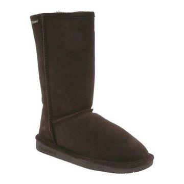 Bearpaw Women's Emma Tall Boot Chocolate