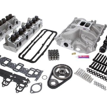 EDE2044 FE Power Package Top End Kit for Big Block Ford