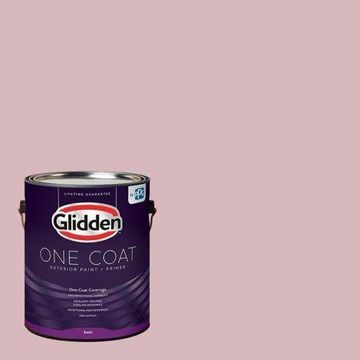 Nostalgia, Glidden One Coat, Exterior Paint and Primer